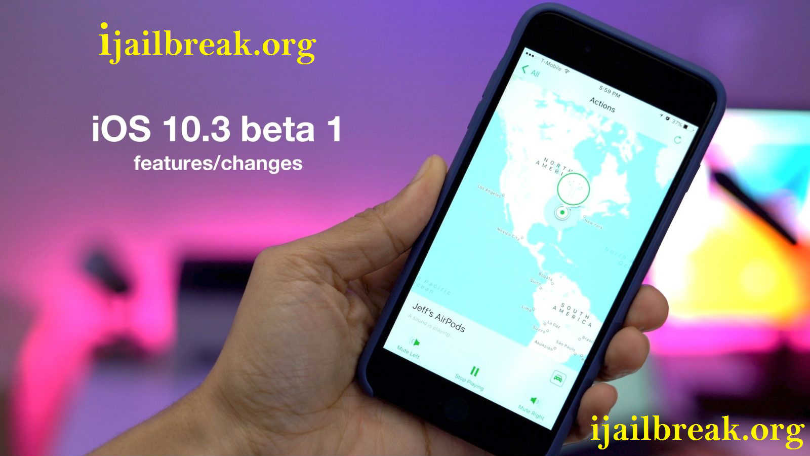 jailbreak ios 10.2.1 and 10.3 beta