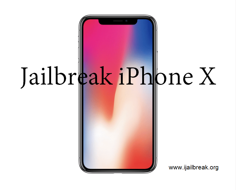 jailbreak iPhone-X